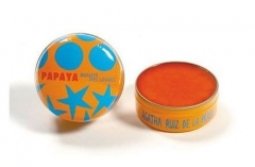 Agatha Ruiz De La Prada Lūpų balzamas- papaju, kosmetikos 15ml Blizgesiai lūpoms