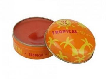 Agatha Ruiz De La Prada Lūpų balzamas- tropinis, kosmetikos 15ml Blizgesiai lūpoms