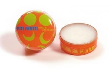 Agatha Ruiz De La Prada Lūpų balzamas Tutti Frutti kosmetikos 15ml Blizgesiai lūpoms
