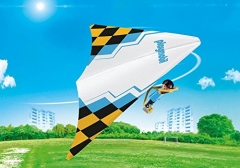 Aitvaras Playmobil 9206 Outdoor Action Hang Glider Kites for kids