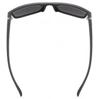 Akiniai Uvex lgl 21 black mat / smoke Dviratininkų akiniai