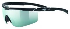 Brilles Uvex Sportstyle 117 black mat white