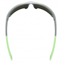 Akiniai Uvex Sportstyle 225 grey green mat / mirror green