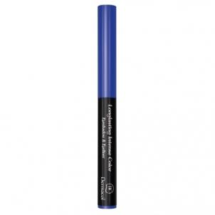 Akių kontūras Dermacol Long-Lasting Intense Colour Eyeshadow & Eyeliner Cosmetic 1,6g Shade 4 Akių pieštukai ir kontūrai