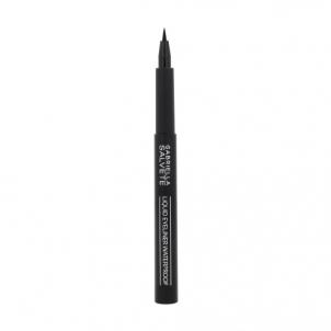 Akių kontūras Gabriella Salvete Liquid Eyeliner Waterproof Cosmetic 1,2ml Shade 01 Akių pieštukai ir kontūrai