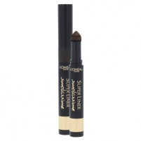 Akių kontūras L´Oreal Paris Super Liner Smokissime Cosmetic 1g Brown Smoke Карандаши для глаз и контуры