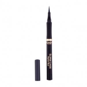 Akių kontūras LOREAL Super Liner Perfect Slim Intense juodas, kosmetikos 6ml Akių pieštukai ir kontūrai