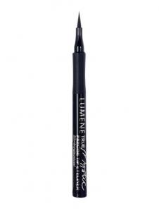 Akių kontūras Lumene True Mystic Precise Tip Eyeliner Cosmetic 1,0ml 01 Mystic Black Akių pieštukai ir kontūrai