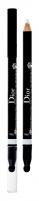 Akių pieštukas Christian Dior Diorshow 009 White Kohl Khol Eye Pencil 1,4g Akių pieštukai ir kontūrai