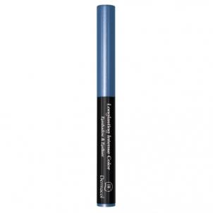 Akių pieštukas Dermacol Long-Lasting Intense Colour Eyeshadow & Eyeliner Cosmetic 1,6g Shade 3 Akių pieštukai ir kontūrai
