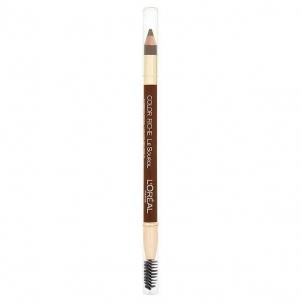Akių pieštukas LOREAL Brow Artist Designer 302 Deep Brown 1,2gr. Akių pieštukai ir kontūrai