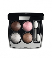 Akių šešėliai Chanel Les 4 Ombres Eye Shadow Cosmetic 2g Nr. 214 Tissé Mademoiselle Šešėliai akims