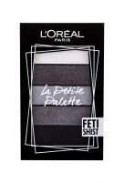 Akių šešėliai L´Oréal Paris La Petite Palette Fetishist Eye Shadow 4g Šešėliai akims
