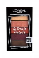 Akių šešėliai L´Oréal Paris La Petite Palette Maximalist Eye Shadow 4g Šešėliai akims