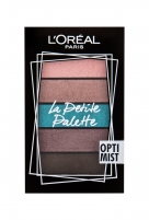 Akių šešėliai L´Oréal Paris La Petite Palette Optimist Eye Shadow 4g