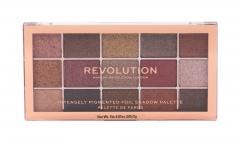 Akių šešėliai Makeup Revolution London Foil Frenzy Fusion 30g