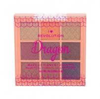 Akių šešėliai Makeup Revolution London I Heart Revolution Dragon Fantasy Makeup Pigment 7,2g Šešėliai akims