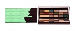 Akių šešėliai Makeup Revolution London I Heart Revolution Mint Chocolate Chocolate 22g