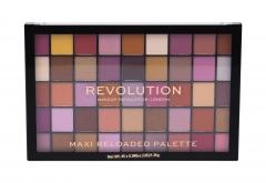 Akių šešėliai Makeup Revolution London Maxi Re-loaded Big Big Love 60,75g Šešėliai akims
