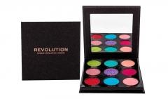 Akių šešėliai Makeup Revolution London Pressed Glitter Abracadabra 10,8g Šešėliai akims
