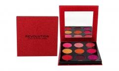 Akių šešėliai Makeup Revolution London Pressed Glitter Hot Pursuit 10,8g Šešėliai akims