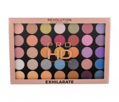 Akių šešėliai Makeup Revolution London Pro HD Exhilarate Palette Amplified 35 Eye Shadow 29,995g Šešėliai akims