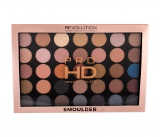 Akių šešėliai Makeup Revolution London Pro HD Smoulder Palette Amplified 35 Eye Shadow 29,995g