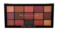 Akių šešėliai Makeup Revolution London Re-loaded Newtrals 3 16,5g