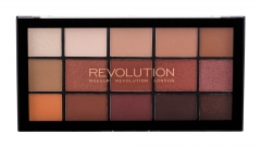 Akių šešėliai Makeup Revolution London Re-Loaded Palette Iconic Fever Eye Shadow 17,1g Šešėliai akims