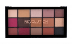 Akių šešėliai Makeup Revolution London Re-Loaded Palette Iconic Vitality Eye Shadow 17,1g Šešėliai akims