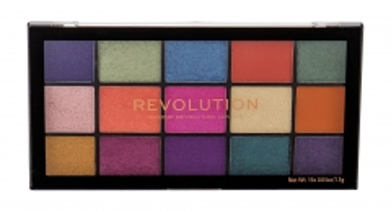 Akių šešėliai Makeup Revolution London Re-loaded Passion For Colour 16,5g Šešėliai akims