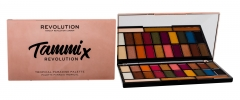 Akių šešėliai Makeup Revolution London Tammi X Revolution Eye Shadow 22,3g Šešėliai akims