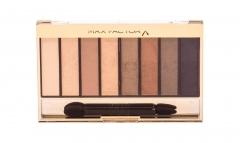 Akių šešėliai Max Factor Masterpiece 02 Golden Nudes Nude Palette 6,5g Šešėliai akims