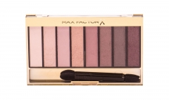 Akių šešėliai Max Factor Masterpiece 03 Rose Nudes Nude Palette Eye Shadow 6,5g Šešėliai akims
