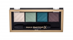 Akių šešėliai Max Factor Smokey Eye Drama 40 Hypnotic Jade Matte Eye Shadow 1,8g