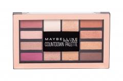 Akių šešėliai Maybelline Countdown Palette 01 12g Šešėliai akims