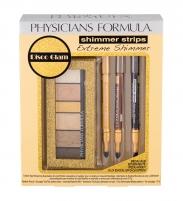 Akių šešėliai Physicians Formula Shimmer Strips Gold Nude Extreme Shimmer Kit Eye Shadow 3,4g Šešėliai akims