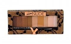 Akių šešėliai Physicians Formula Shimmer Strips Warm Nude Nude Eye Shadow 7,5g Šešėliai akims