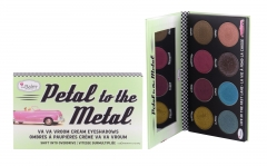 Akių šešėliai TheBalm Petal To The Metal Va Va Vroom 10,5g
