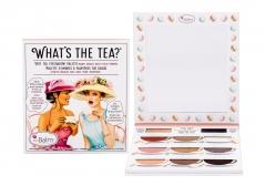 Akių šešėliai TheBalm What´s the Tea? Hot Tea Eyeshadow Palette 12,6g Šešėliai akims