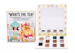 Akių šešėliai TheBalm What´s the Tea? Ice Tea Eyeshadow Palette 12,6g Šešėliai akims
