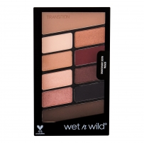 Akių šešėliai Wet n Wild Color Icon Nude Awakening 10 Pan Eye Shadow 8,5g Šešėliai akims