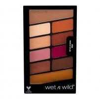 Akių šešėliai Wet n Wild Color Icon Rosé In The Air 10 Pan Eye Shadow 8,5g Šešėliai akims