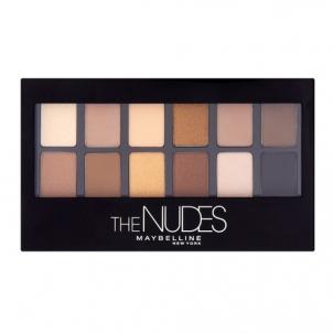 Akių šešėlių paletė Maybelline The Nudes 9,6 g Тени для глаз