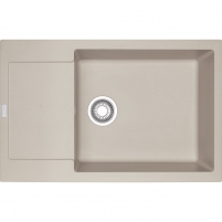 Akmens masės plautuvė Franke Maris, MRG 611-78 XL, Beige The weight of the stone kitchen sinks