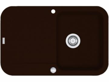 Akmens masės plautuvė FRANKE PBG 611 Šokoladas