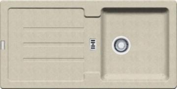 Akmens masės plautuvė FRANKE STG 614 Sachara Izlietnes