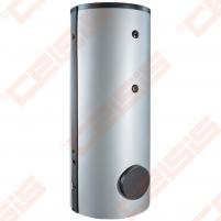 Akumuliacinė talpa DRAŽICE NADO 500/100 v1 šildymo sistemai; 475l; Įmontuotas 100l vandens šildytuvas