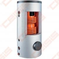 Akumuliacinė talpa DRAŽICE NADO 500/100 v3; 447l; Įmontuotas 100l vandens šildytuvas Akumuliacinės vandens talpos