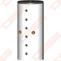 Akumuliacinė talpa DRAŽICE NADO 500/200 v7; 453l; Įmontuotas 200l vandens šildytuvas